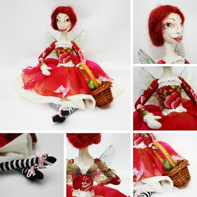 Florence Art Doll