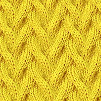 Sand Stitch is a very easy cable pattern! Simple enough for a beginner, quick to make for an experienced knitter.
