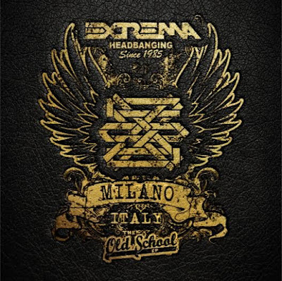 extrema - old school - cover ep - 2016