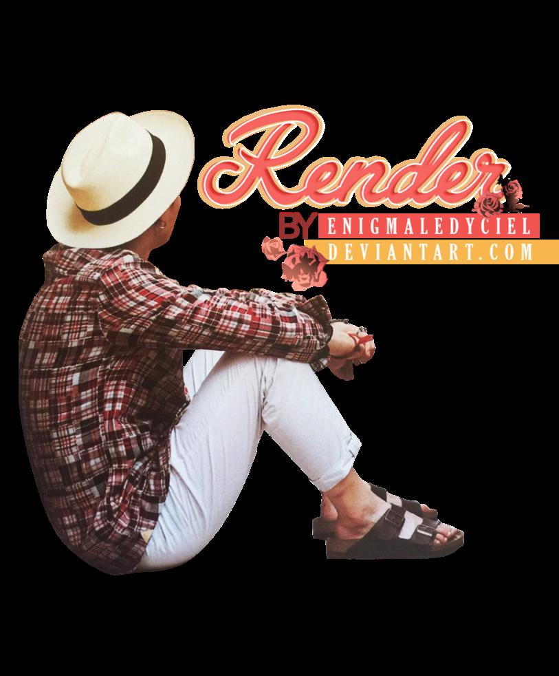 render Suga (BTS)