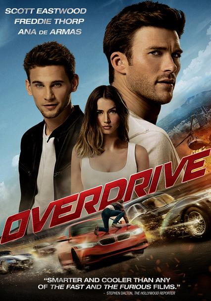 Overdrive (2017) 720p UNCUT BluRay Eng Subs Dual Audio [Hindi – English] – 800MB