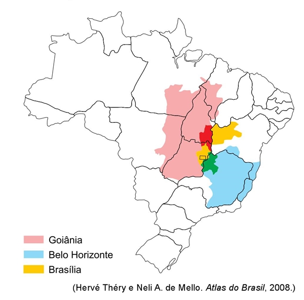 Atlas do Brasil 2008