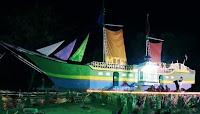 "Dibalik Kapal Megah ""KM Teluk Waworada"", Bupati Buka Kegiatan MTQ ke-XXX"