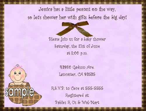 Wedding Invitations And Baby Shower Invitations Share