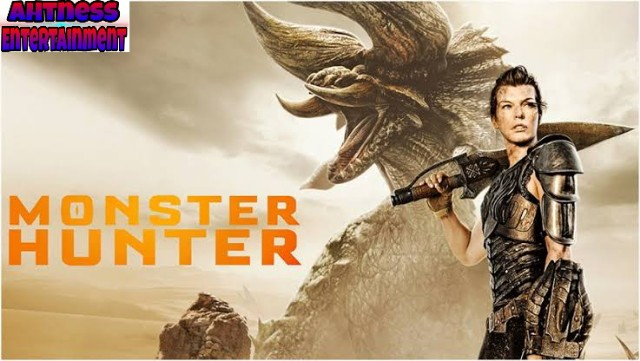 Monster Hunter (2020) - Hollywood Movie ORG. [Dual Audio] [Hindi (Original) or English]