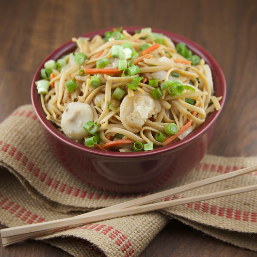 Vegetable Lo Mein: A simple weeknight meal