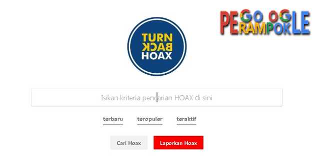 turn back hoax indonesia