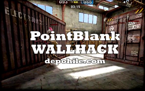 PointBlank TR Rookie Süresiz Wallhack, Hile İndir Nisan 2021