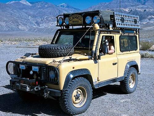 Famous Car Manual  Land Rover Defender 90 And 110 Workshop
