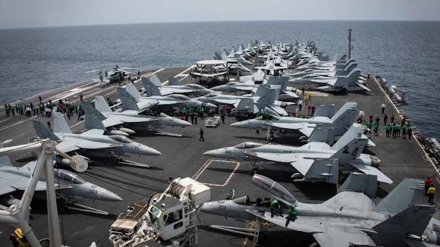 Hadapi Iran, Amerika Serikat Rencana Kerahkan 3000 Pasukan ke Arab Saudi
