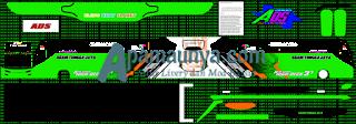 Agam Tugga Jaya Hijau Muda Ads JB3+ SHD