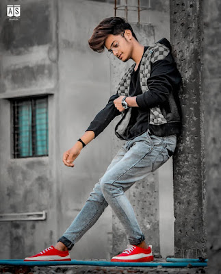 2019 best Photoshoot poses for boys editingmaterial.com