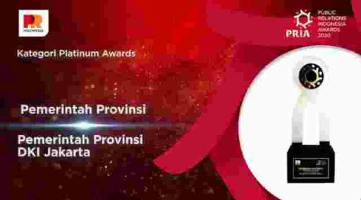 DPMPTSP DKI Jakarta Menangkan 9 Penghargaan