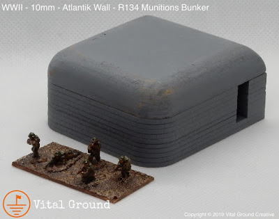 R134 Munitions Bunker picture 2