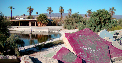 Salton Sea California Abandoned Places