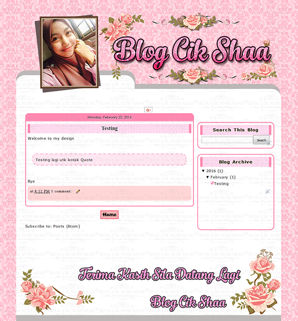 Blog Design 71