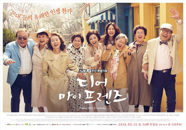 Download Drama Korea Dear My Friends Batch Subtitle Indonesia
