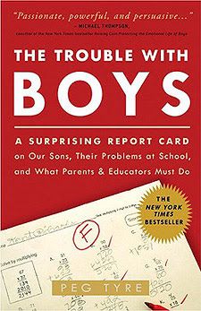 "Book Club--Part I: Why we're reading ""The Trouble With Boys"""