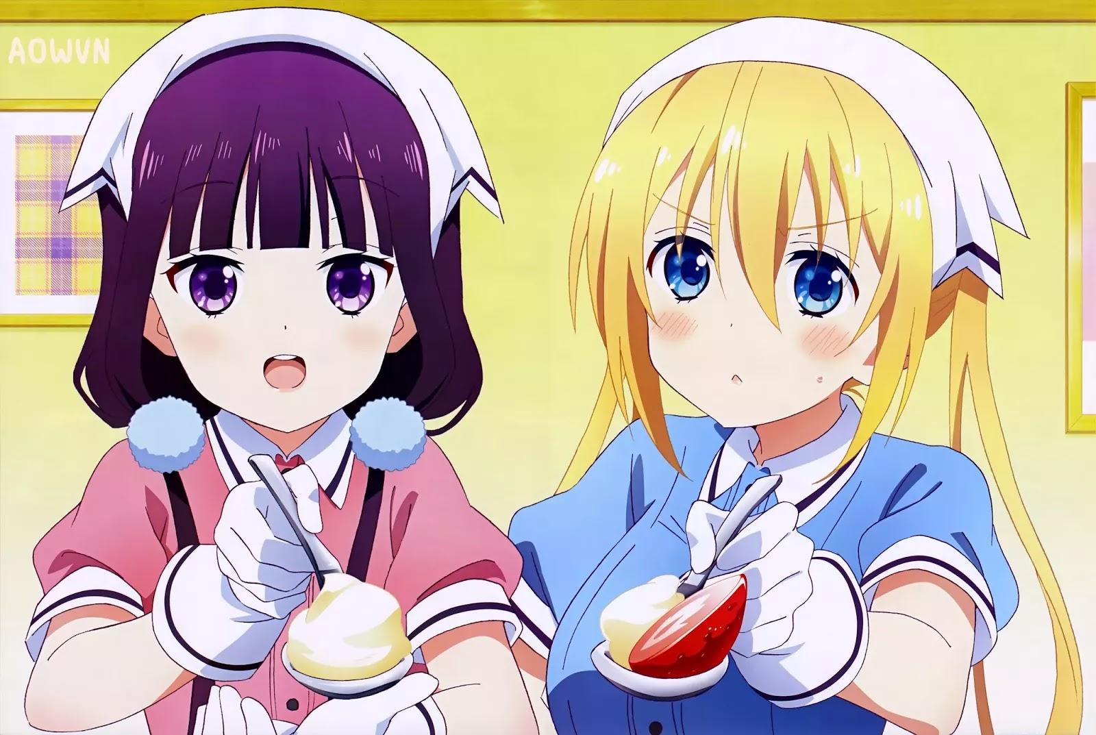 BlendS AowVN.org min - [ Tổng Hợp ] List Anime Mùa Trước Đã Full Tại AowVN