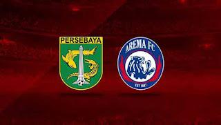 persebaya vs arema fc