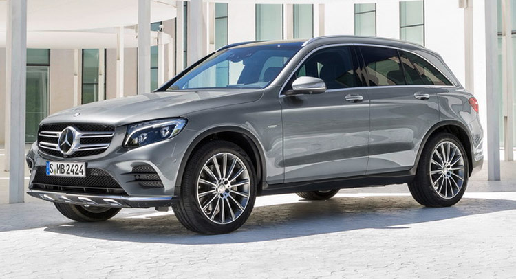 All New 2016 Mercedes Benz Glc This Is It Wednesday June 17 2017 At 10 53 Am Posted By John Halas Carscoops