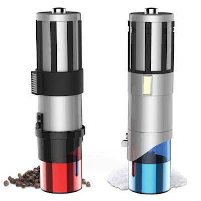 Starwars Salt and Pepper Shakers