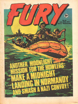 Marvel UK, Fury #19