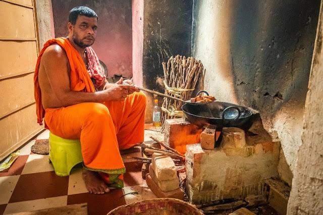PodaPitha Preparation for Lord Jagannath during Ratha Jatra