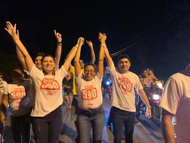 Amarante-Pi: Angela Queiroz vence eleições para presidente do PT.