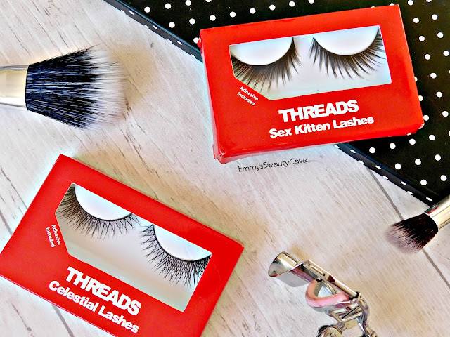 Threads False Eye Lashes Review