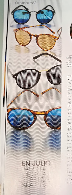 Revista Glamour Cuidarsealos50