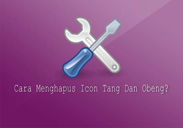 Cara Menghilangkan Icon Obeng Dan Tang(Quickedit) Di Blogspot