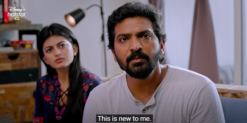 Live Telecast Official Tamil Trailer