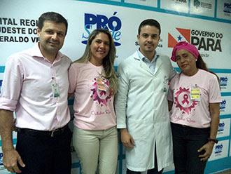 BEBÊS NASCIDOS NO REGIONAL DE MARABÁ PODERÃO FAZER O TESTE DO PEZINHO NA UNIDADE