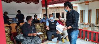 Tidak Kamtongi Surat Izin,  Pesta Rambu Solo' di Baruppu Dibubarkan