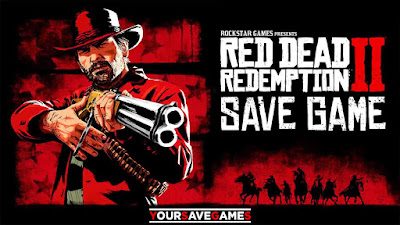 red dead redemption 2 save game 100