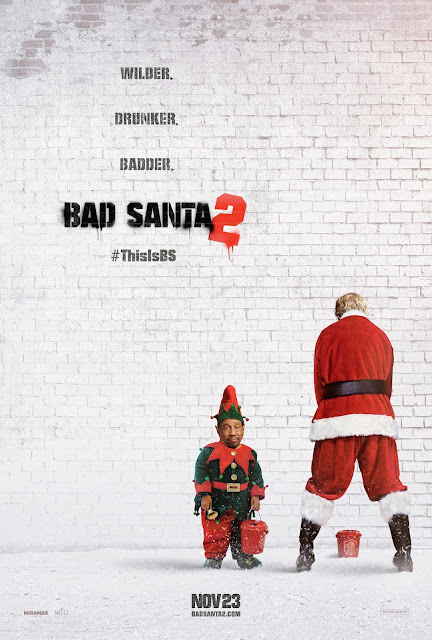 Bad Santa 2 (2016) ταινιες online seires oipeirates greek subs