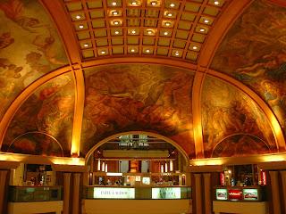 Galerias Pacífico: As Belas Pinturas na Cúpula, Buenos Aires