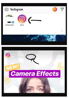 filter diamond instagram ariana grande