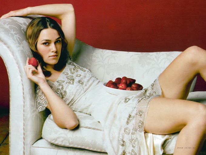 Keira Knightley (1985): English actress