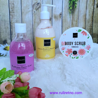 Review scarlett body care series
