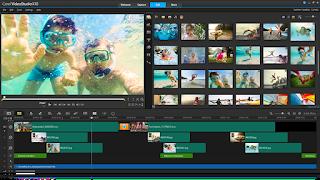 corel videostudio best video  editing software 2020