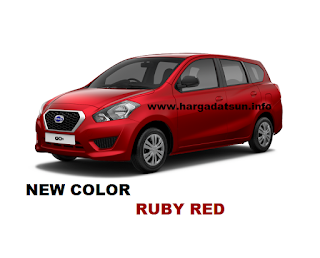 harga datsun go panca model year 2016