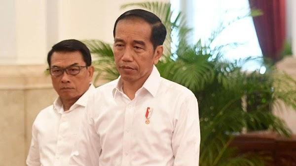 Setuju UU KPK Direvisi Sebagian, Ini Draf Yang Ditolak Jokowi