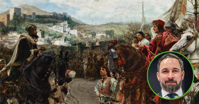 Un profesor desmonta los argumentos de Vox sobre la conquista de Granada