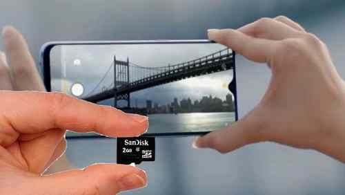 Cara Ubah Penyimpanan Kamera HP Realme ke Kartu MicroSD