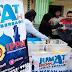 Karang Taruna IPPN,Bagikan Nasi Bungkus  Gratis Pada Hari Jumat Barokah