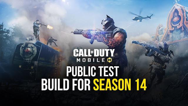 تسريبات الموسم 14 من لعبة Call Of Duty Mobile