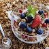 Food - Sound Homemade Granola with Berries