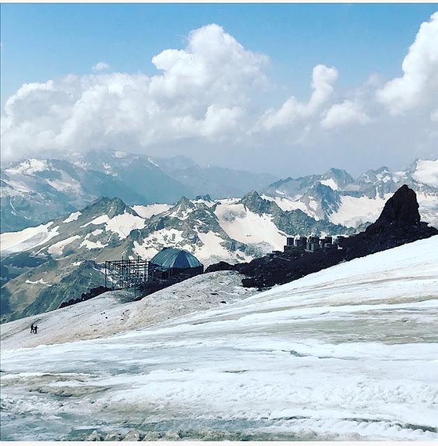 Elbrus, Kaukaz, pięciotysięcznik